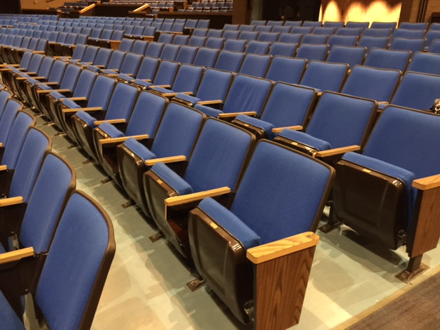 used-theater-seating-blue